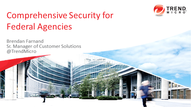 Comprehensive Security for Federal Agencies