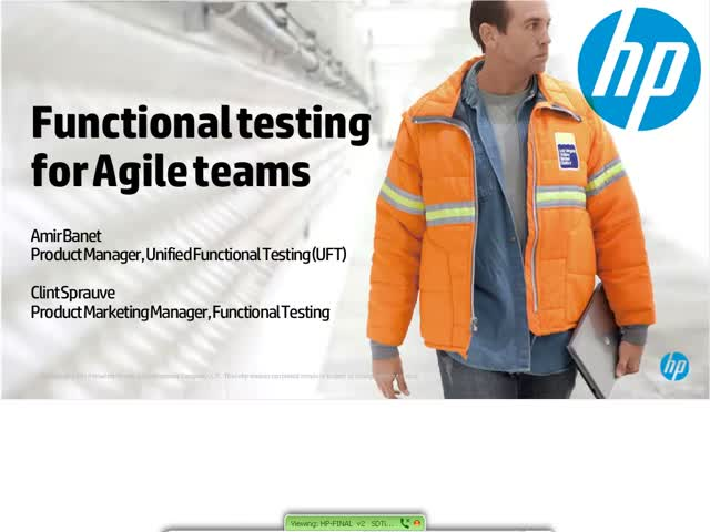 Shift Left: functional testing best practices for agile development