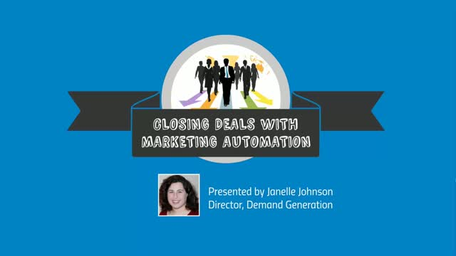 Closing Deals With Marketing Automation