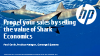 "Propel your sales by selling the value of ""Shark Economics"""