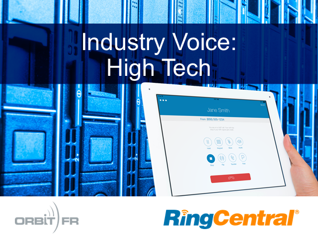 Industry Voice: Moving Communications to the Cloud with Orbit/FR engineering