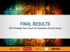 2014 Open Source and Application Security Survey Results