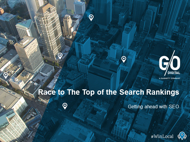 The Race to the Top of Search Rankings - Getting Ahead with SEO
