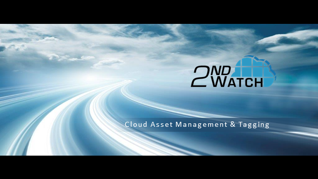 Cloud Asset Management