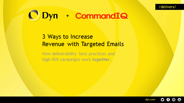 3 Ways to Increase Revenue With Targeted Emails