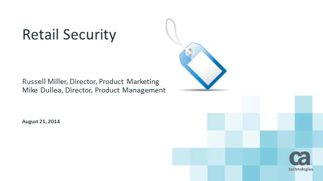 Retail Security: Don't Be the Next Breach Headline