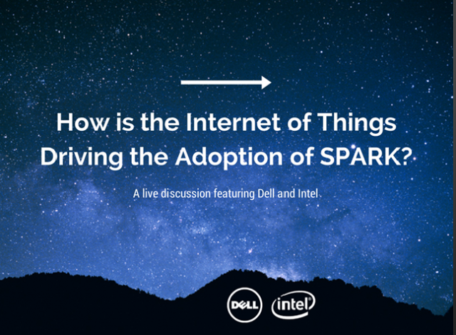How is the Internet of Things Driving the Adoption of Apache Spark™?