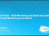 Pardot Power - B2B Marketing and Sales Success with Pardot Marketing Automation