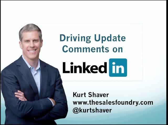 Go Viral: Driving Comments to Your LinkedIn Update
