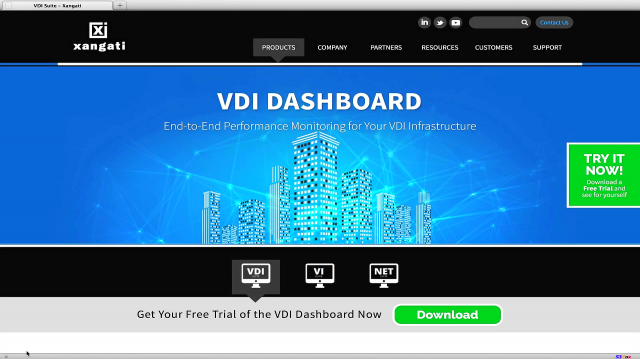 Improving Performance of your VDI: Monitoring Tools