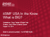 itSMF USA Webinar - In the Know | What is BIG?