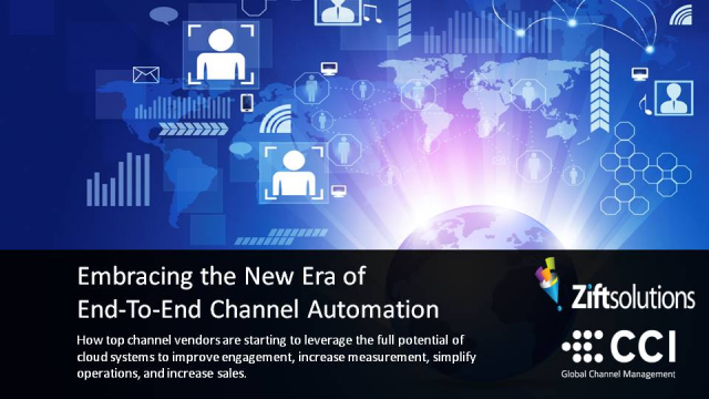 Embracing the New Era of End-to-End Channel Automation