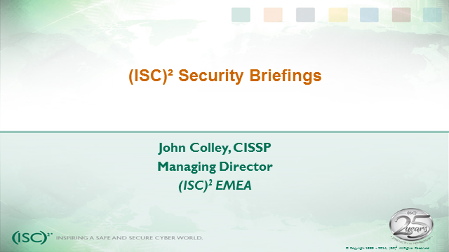Briefings Part 1: What can we learn from the Target security breach?