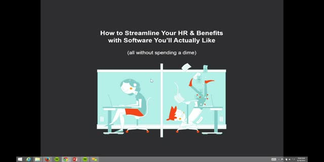 Streamline Your HR and Benefits with Software You'll Actually Like