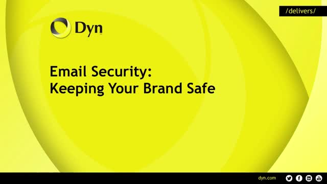 Email Security: Keeping Your Brand Safe