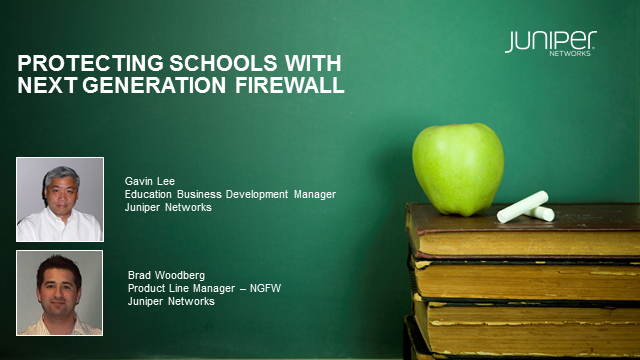 Protecting Schools with Next Generation Firewall