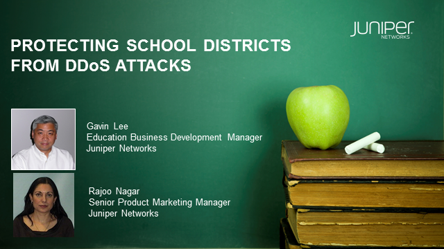 Protecting School Districts from DDoS Attacks