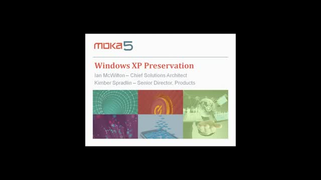 Preserving and Securing Windows XP with Client-side Desktop Virtualization