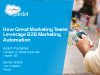 How Great Marketing Teams Leverage B2B Marketing Automation