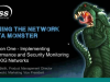 Taming the Network Data Monster: Performance and Security Monitoring (1/2)
