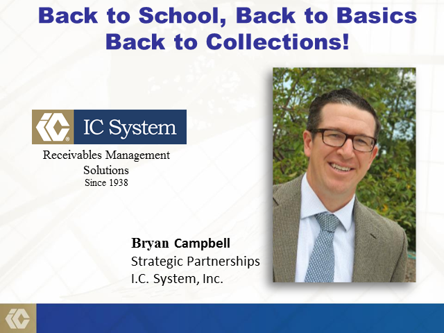 Back to School, Back to Basics...Back to Collections!
