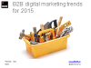 B2B digital marketing trends for 2015