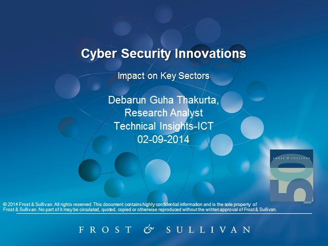 Cybersecurity Innovations: Impact on Key Sectors