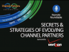 Evolving Channel Partners: Developing and Implementing a Transformation Plan