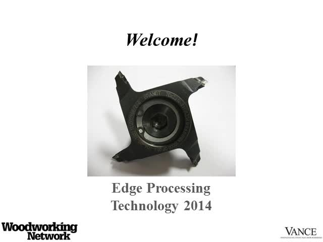 Edge Processing Technology 2014