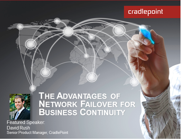 Advantages of Network Failover for Business Continuity