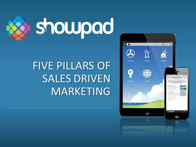 5 Pillars of Sales Driven Marketing