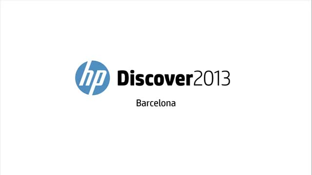 HP Converged systems: Simplify IT to accelerate innovation