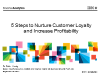 IBM Webinar: 5 Steps to Nurture Customer Loyalty and Increase Profitability