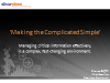 BCI webinar: Making the complicated simple