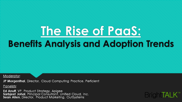 The Rise of PaaS: Benefits Analysis and Adoption Trends