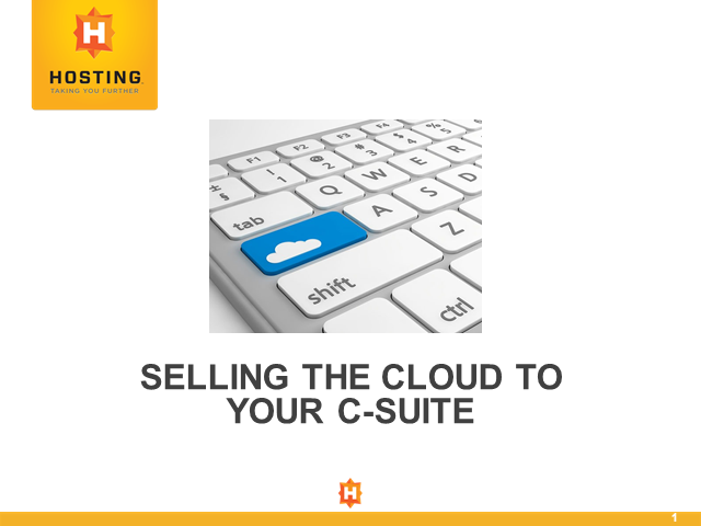 Selling the Cloud to Your C-Suite