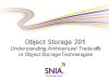 Object Storage 201 - Understanding Architectural Trade-Offs