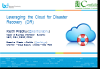 BCI webinar: Leveraging the cloud for disaster recovery