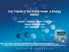 Key Trends in the Global Power & Energy Market
