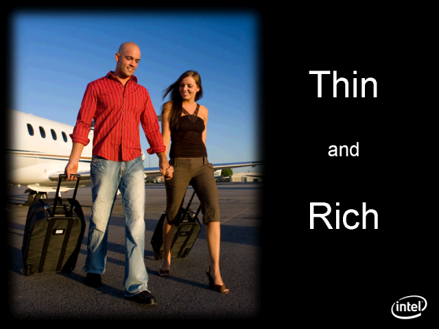 Dynamic Virtual Clients - How to Be Thin and Rich