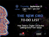 The New CMO To-Do List: How Today's Digital CMOs Are Getting More From Social