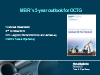 MBR's Outlook for the Global OCTG Industry