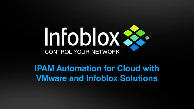 IPAM Automation for Cloud