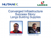 Converged Infrastructure Success Story: Langs Building Supplies