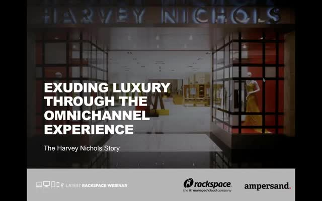 The Harvey Nichols story: Exuding luxury through the omnichannel experience
