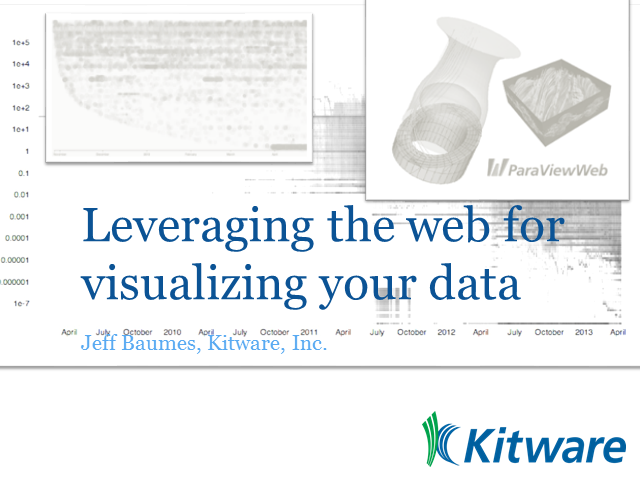 Leveraging the Web for Visualizing Your Data