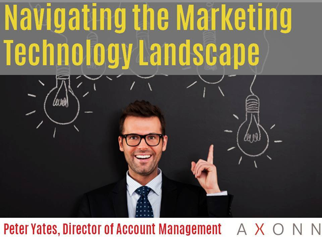 Navigating the Marketing Technology Landscape