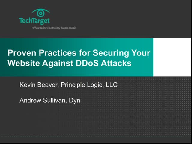Proven Practices for Securing Your Website Against DDoS Attacks