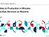 From Idea to Production in Minutes: IBM DevOps for Bluemix