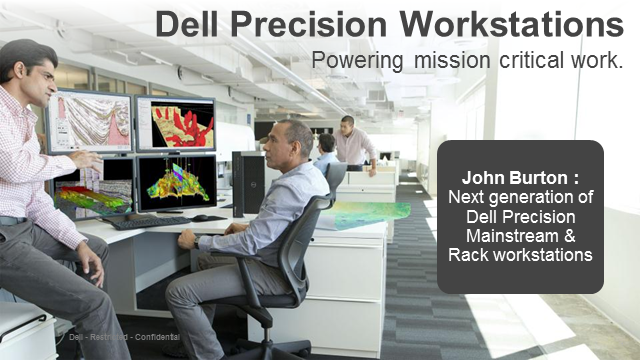 Dell and the Workstation Solution